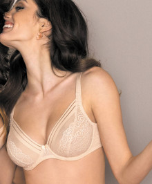Triangle : Triangle underwired bra