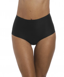 PANTIES & THONGS : Invisible stretch high waisted brief