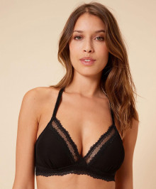 Triangle : Soft cup triangle bra