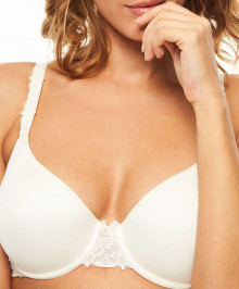 Invisible Bras : Full cup moulded bra + size